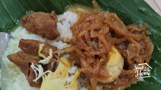 Nasi Ayam Bu Pini Semarang kuliner khas semarang